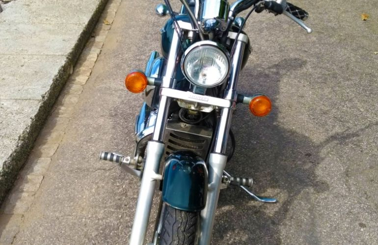 Honda VT 600 C Shadow - Foto #10