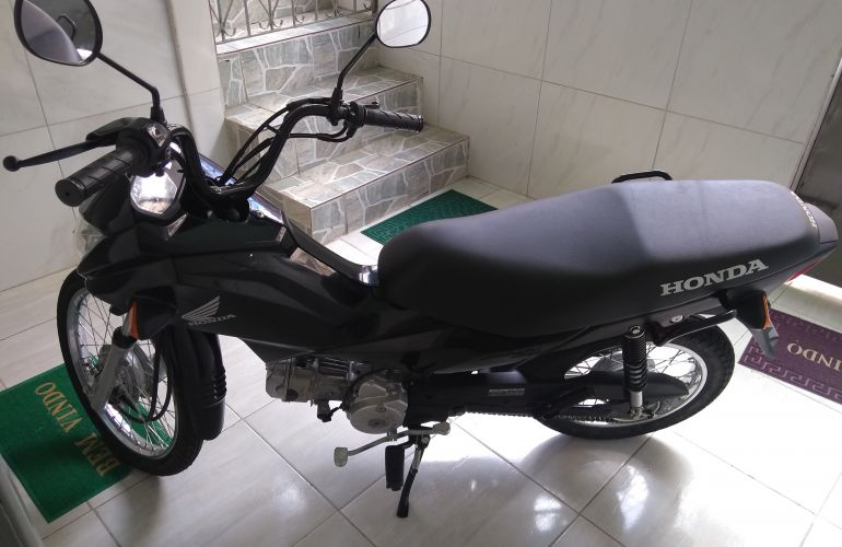 Honda Pop 110i - Foto #3