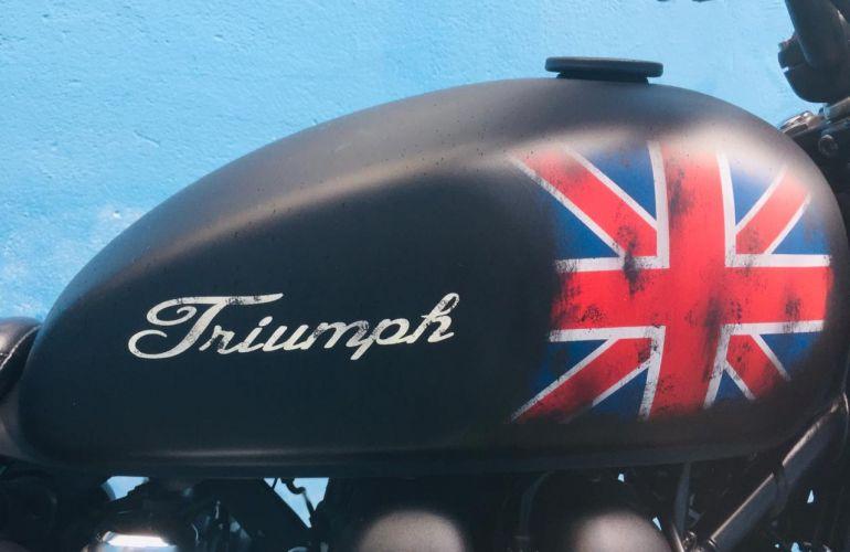 Triumph Bonneville T 100 - Foto #1