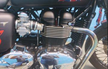 Triumph Bonneville T 100 - Foto #3