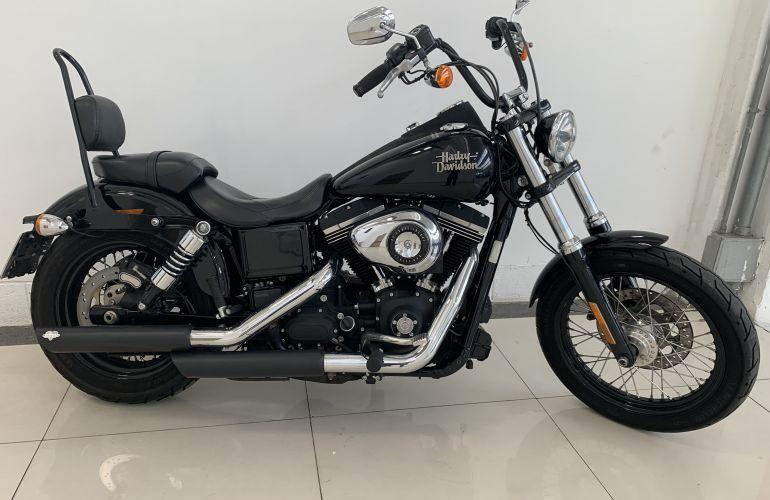 Harley-Davidson Dyna Street Bob - Foto #5