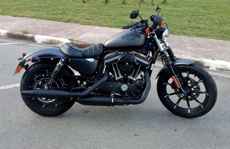 Harley-Davidson Sportster 883 Iron - Foto #9