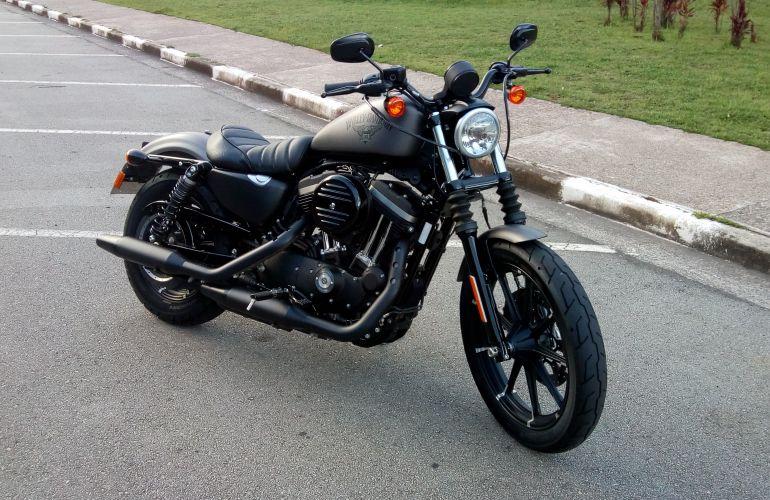 Harley-Davidson Sportster 883 Iron - Foto #10