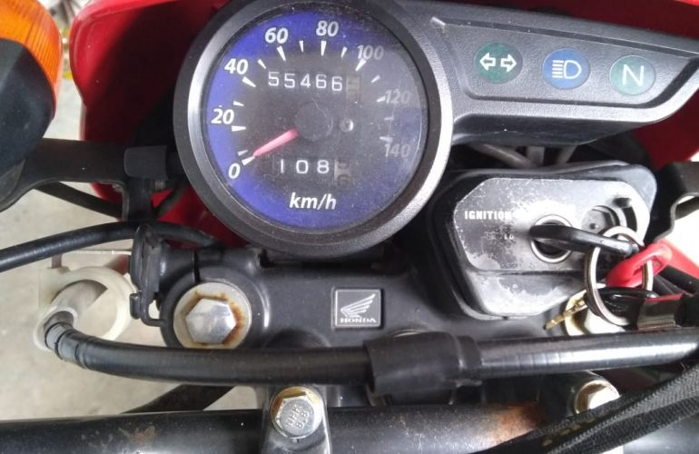 Honda Nxr 150 Bros KS - Foto #3
