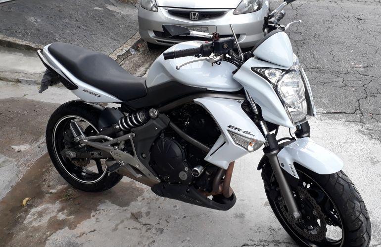 Kawasaki ER 6N (ABS) - Foto #2