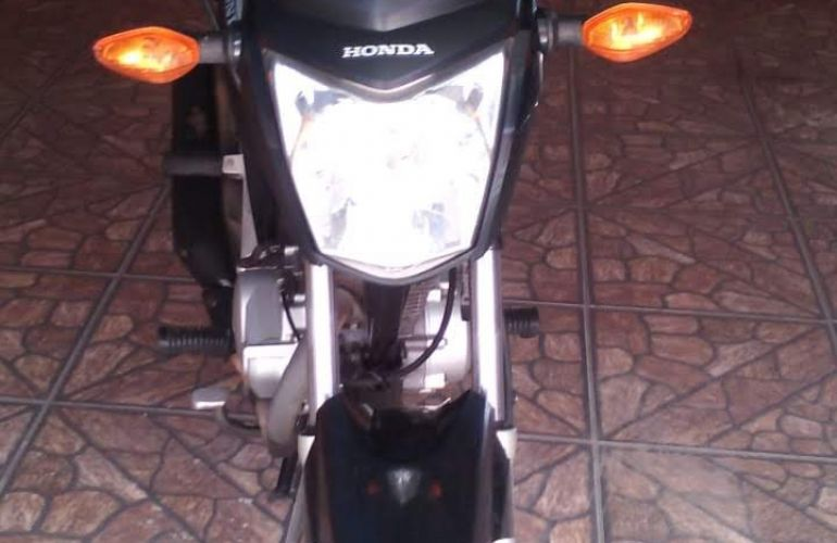 Honda Cg 150 Start Blueflex - Foto #2