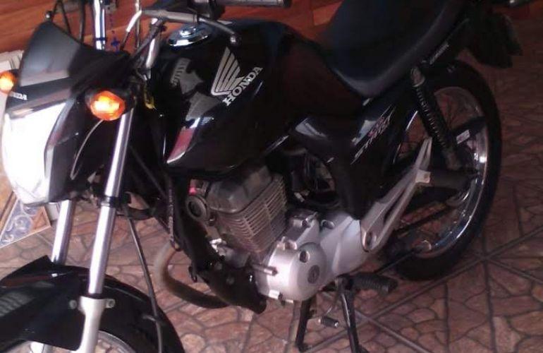 Honda Cg 150 Start Blueflex - Foto #4