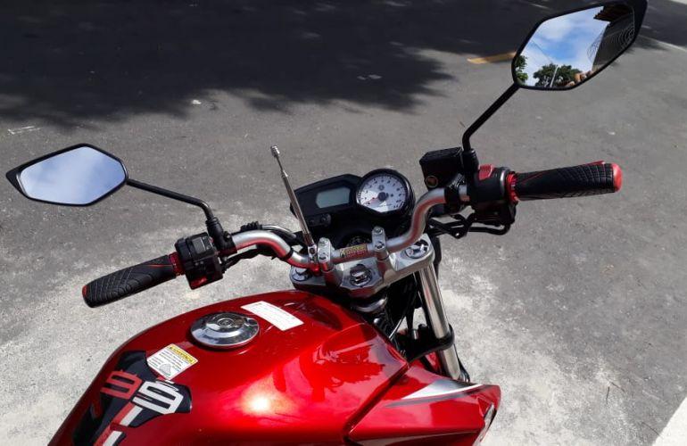 Yamaha YS 250 Fazer Blueflex - Foto #10