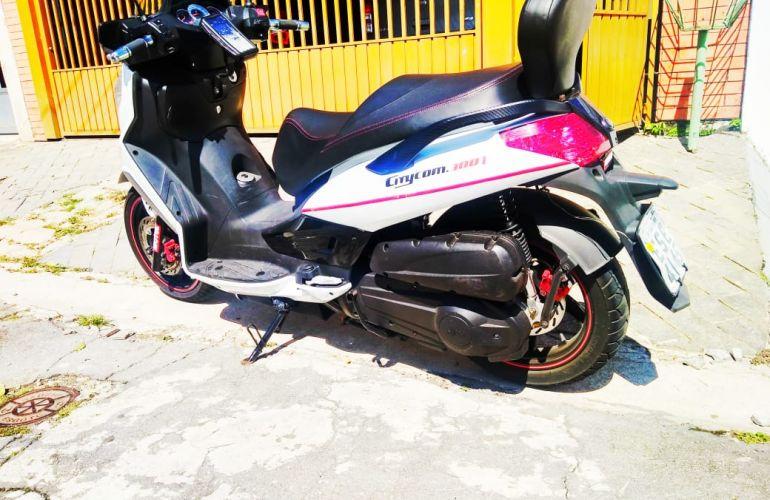 Dafra Sym Citycom 300i - Foto #5