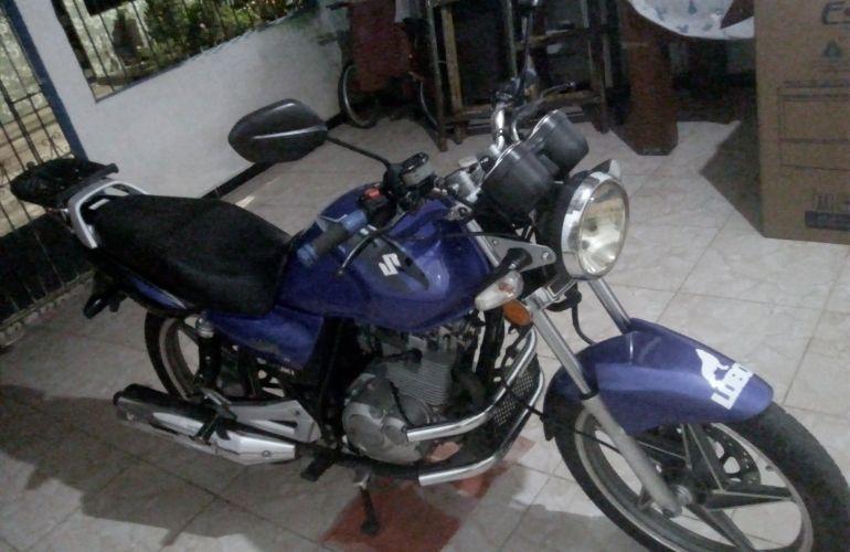 Suzuki EN 125 YES SE - Foto #1