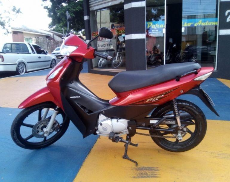 Honda BIZ 125+ Ie - Foto #5