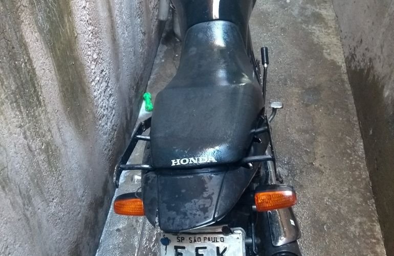 Honda Cg 125 Fan KS - Foto #6