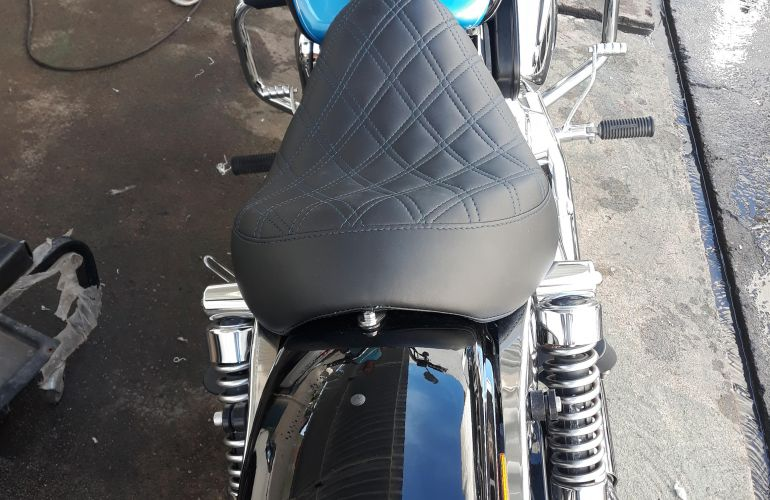 Harley-Davidson Dyna Super Glide Custom - Foto #4