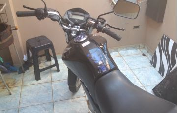 Honda Cg 150 Start Blueflex - Foto #1