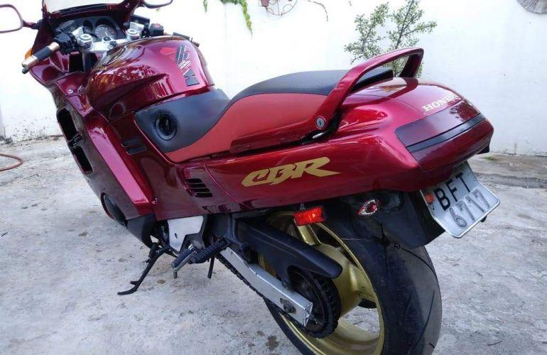 Honda Cbr 1000 F - Foto #6