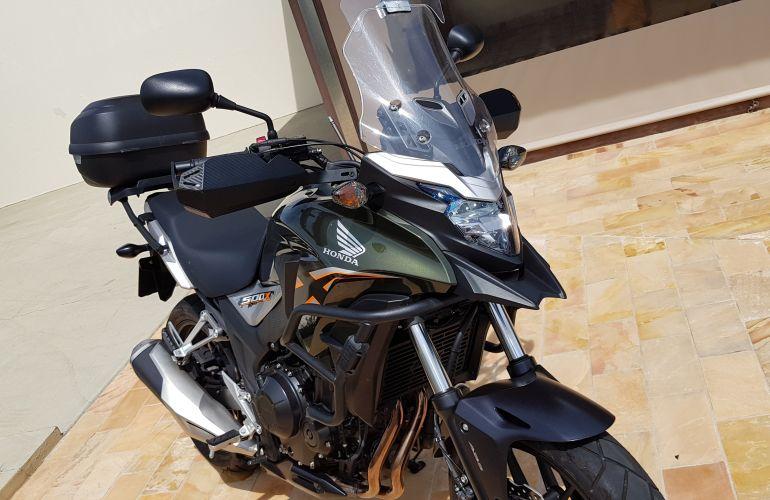 Honda Cb 500X (ABS) - Foto #2