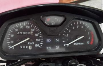 Honda Nx 4 Falcon 400 - Foto #2