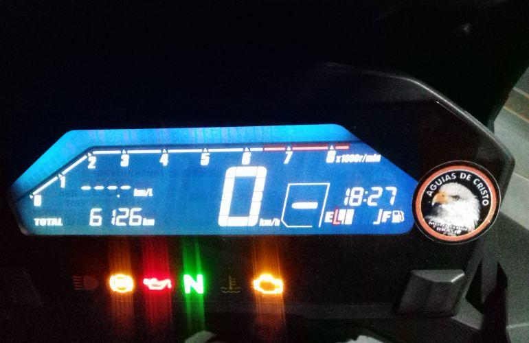 Honda NC 750X (ABS) - Foto #5