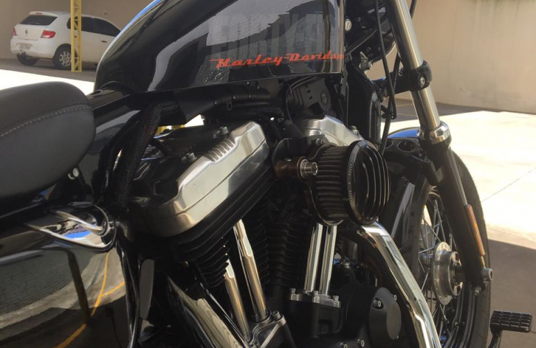 Harley-Davidson Forty-Eight - Foto #7