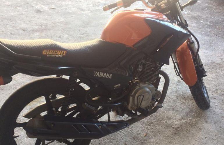 Yamaha Ybr 125 Factor ED - Foto #3
