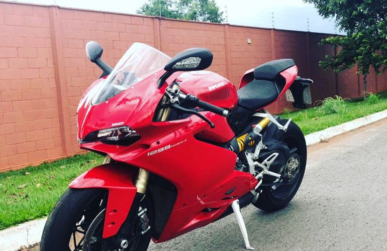 Ducati Superbike 1199 Penigale S - Foto #1
