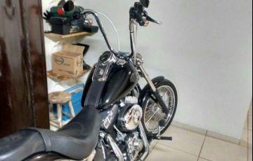 Harley-Davidson Custom Night Train - Foto #2