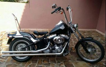 Harley-Davidson Custom Night Train - Foto #4