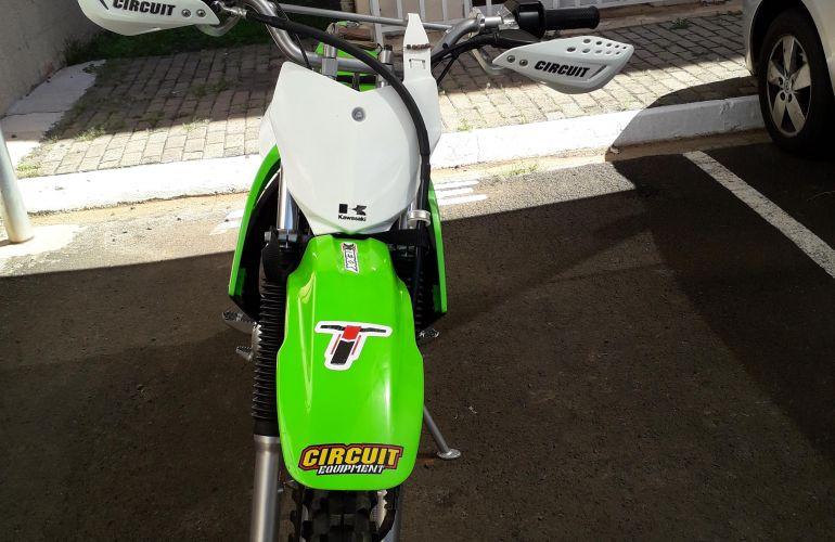 Kawasaki KLX 140G - Foto #1