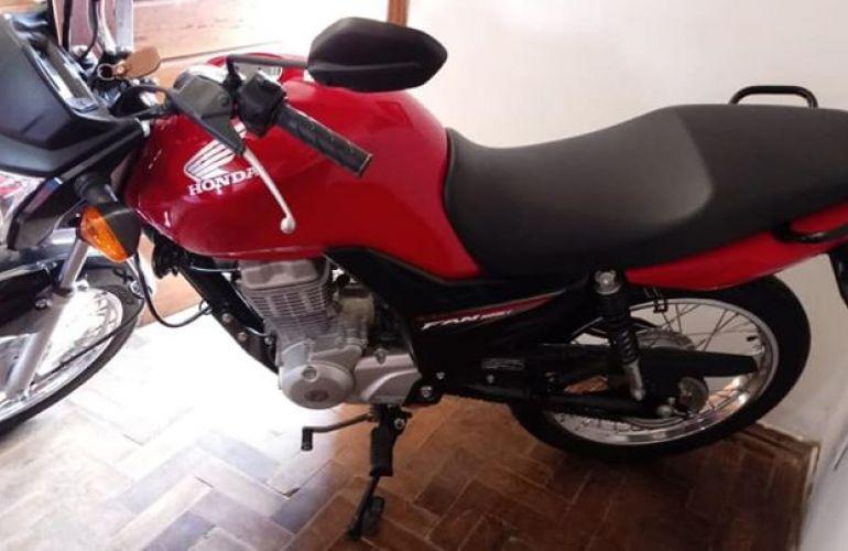 Honda Cg 125i Fan - Foto #2