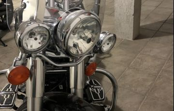 Harley-Davidson Softail Heritage Classic - Foto #9