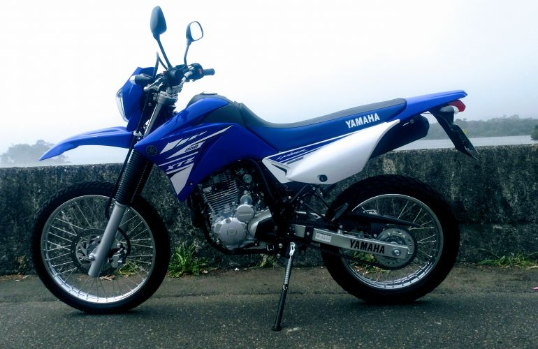 Yamaha Xtz 250 Lander Blueflex - Foto #1