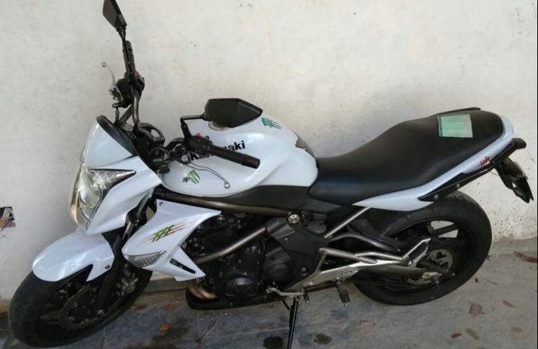 Kawasaki ER 6N - Foto #1
