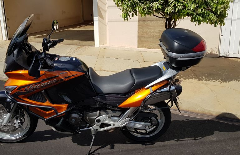 Honda Xl 1000 Varadero - Foto #4