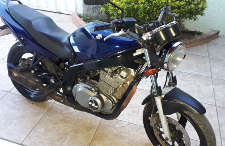Suzuki Gs 500 E - Foto #5