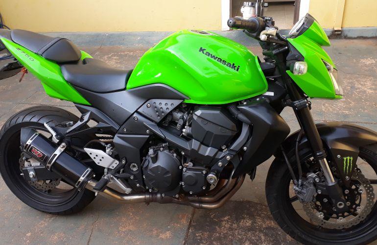 Kawasaki Z 750 - Foto #9