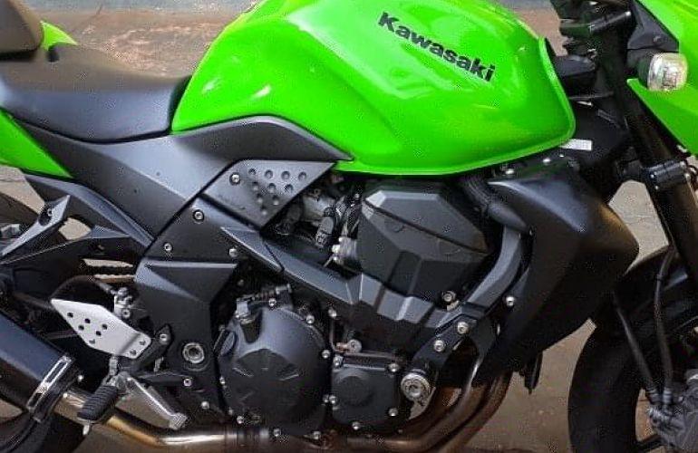 Kawasaki Z 750 - Foto #1