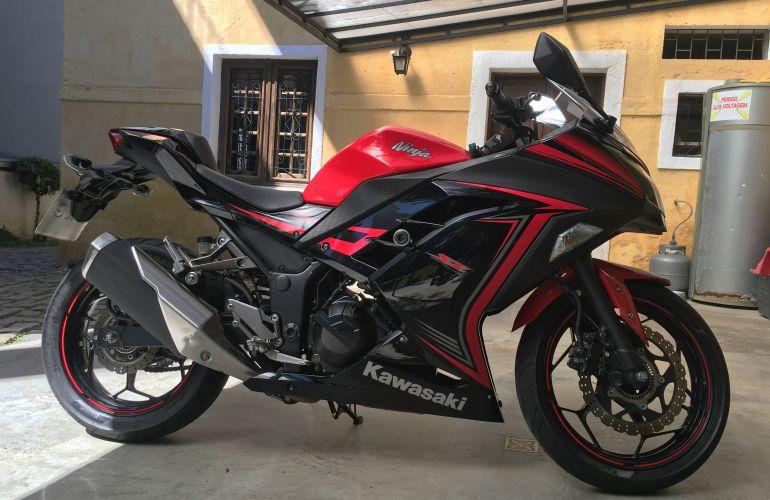 Kawasaki Ninja 300 (ABS) - Foto #8