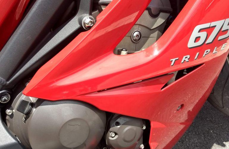 Triumph Daytona 675 - Foto #3