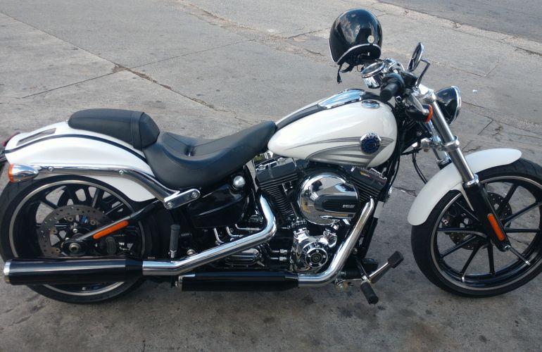 Harley-Davidson Softail Breakout - Foto #3