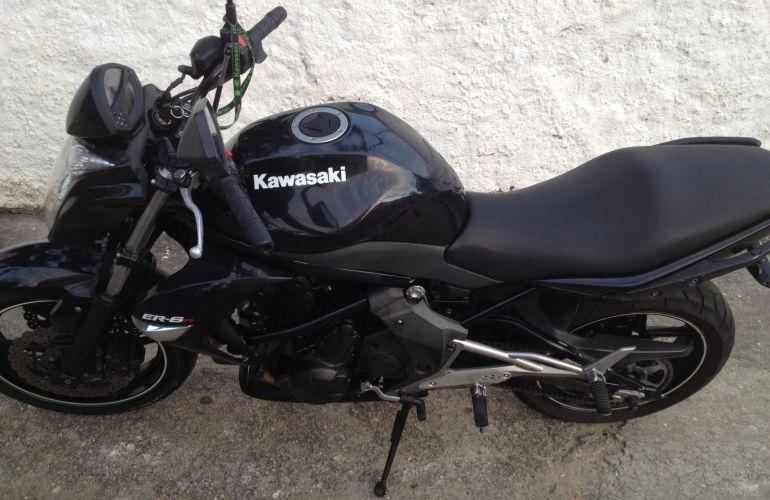 Kawasaki ER 6N (ABS) - Foto #1