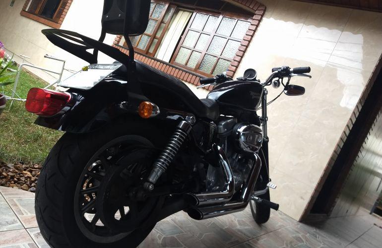 Harley-Davidson Sportster 883 Roadster - Foto #1