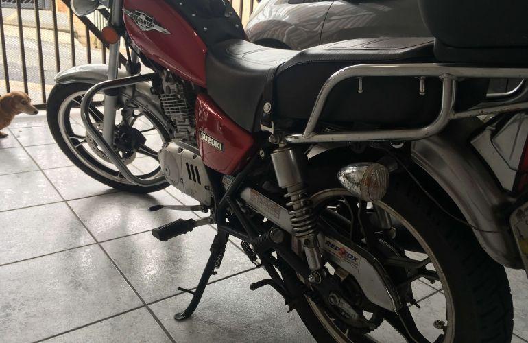 Suzuki Intruder 125 - Foto #7