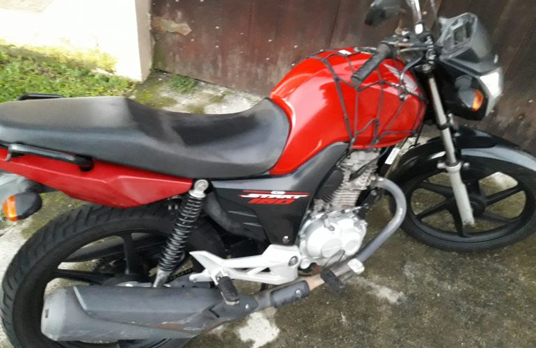 Honda Cg 160 Start - Foto #8