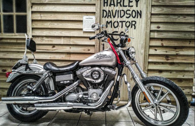 Harley-Davidson Fxd Dyna Super Glide