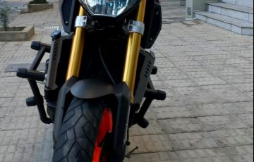 Yamaha MT 09 - Foto #3