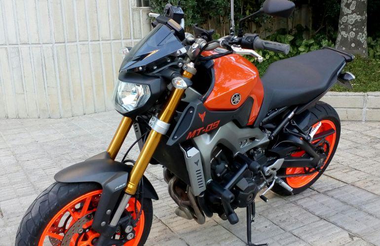 Yamaha MT 09 - Foto #7