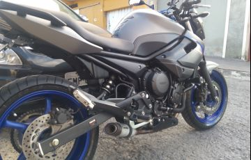 Yamaha XJ6 N 600 - Foto #4