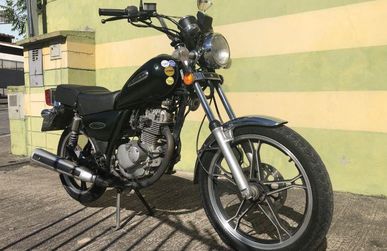 Suzuki Intruder 125 - Foto #2