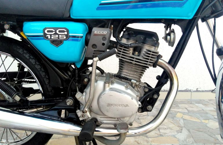 Honda Cg 125 Turuna - Foto #7
