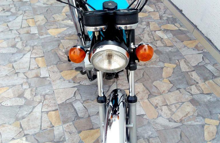 Honda Cg 125 Turuna - Foto #9